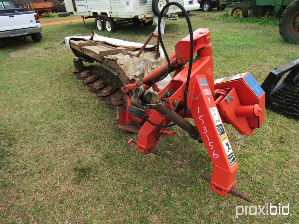 Kuhn GMD 700 disc mower