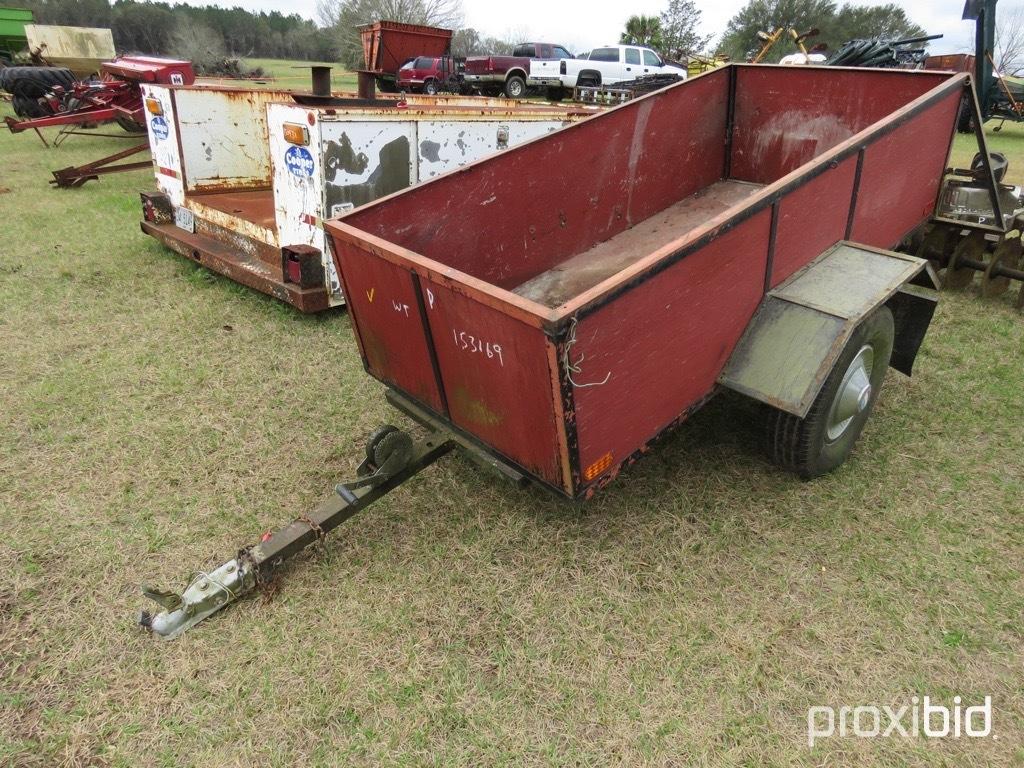 4x8 corn wagon