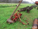 New Holland 451 3pt sickle mower w/shaft