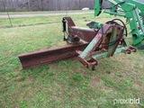 John Deere 10' hydraulic blade