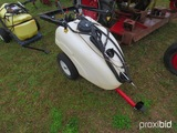30 gallon yard sprayer w/ pump