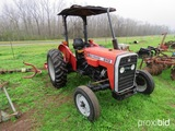 Massey Ferguson 243 tractor