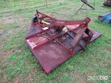 International 6' 3pt mower w/ shaft