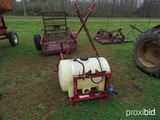 Canaan 60 gallon 3pt sprayer w/ booms