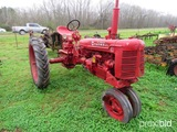 Farmall C tractor (AS/IS)