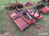 Bush-Hog 256 3pt mower w/ shaft
