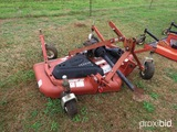 Rhino TM72 finishing mower w/ shaft