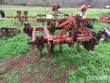 Paulk 7 tine 3pt chisel plow