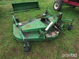 Frontier GM1084R 3pt finish mower w/shaft