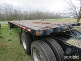 2008 Fontaine 48' flatbed trailer