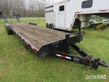 2007 Trailer World 7x35 car hauler