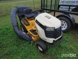 Cub Cadet LTX1040 riding mower