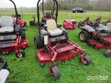 Exmark LZ25K zero turn mower