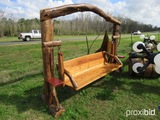 Teakwood swing