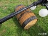 Whiskey barrell