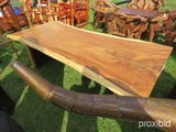 Teakwood table