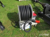 Fuel pump w/ hose reel