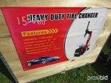 Heavy duty tire changer