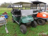 EZ-Go electric golf cart w/ charger