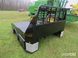 Western Hauler 9' truck metal truck bed