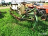 Krone AM282 disc mower
