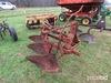 Massey Ferguson 3 btm plow