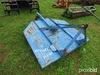 John Deere 5' 3pt mower (no shaft)