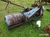 Ford 76' 3pt flail mower w/ shaft