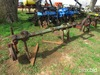 6 row peanut vine lifter plow