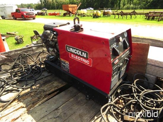 Lincoln Ranger 10,000 portable welder w/ leads