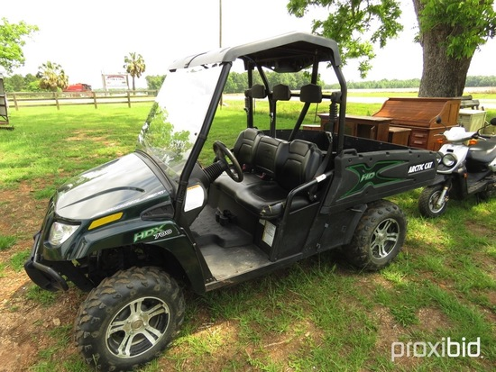 2012 Artic Cat Prowler 700