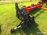 Amer-Equip 800P quick attach backhoe attachment