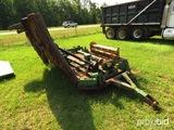 John Deere 1518 batwing mower w/ shaft
