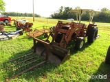 Massey Ferguson tractor w/ loader