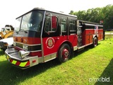 1989 FEDL fire truck (county owned)