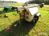 Ingersoll Rand LS60 portable light plant