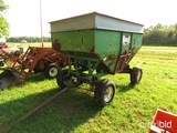 Huskee 165 gravity wagon