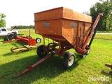 Killbros gravity wagon w/ hydraulic auger