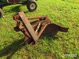 3pt fire break plow
