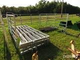 (10) 5'x12' heavy duty livestock panels (new)