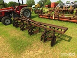 Pittsburg 4 row cultivator w/ Sheffield sweeps