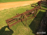 Pittsburg 4 row cultivator frame