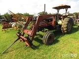 White 2-85 tractor w/ Schwartz loader