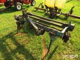 KMC 2 row peanut vine lifter plow