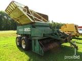 KMC 3350 peanut combine