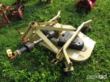 Landpride FDR2560  3pt finish mower