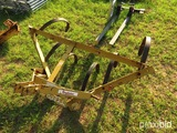 King Kutter 1 row 3pt cultivator