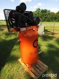 C-Aire A075V080-1230 air compressor