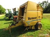 Vermeer 604K round baler