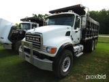 2006 Mack CV713 Granite dump truck (county owned)